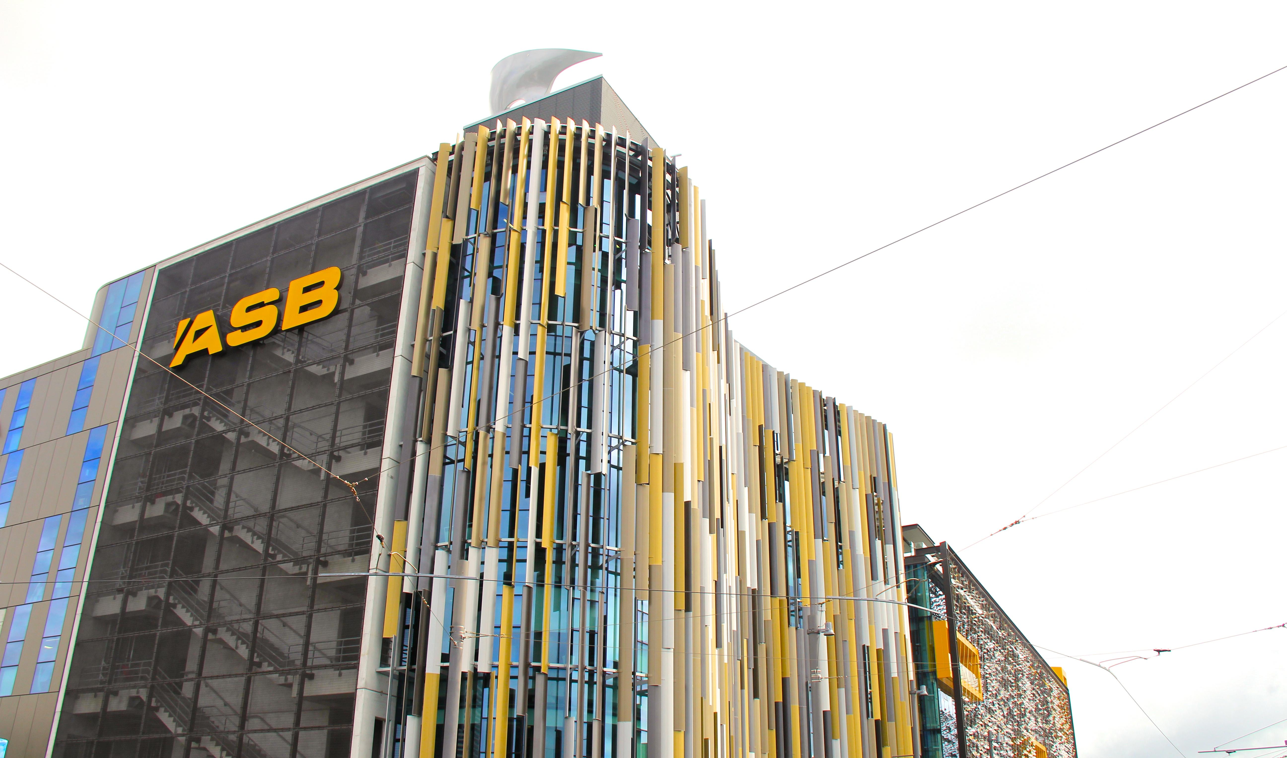 ASB North Wharf - Data Pacific